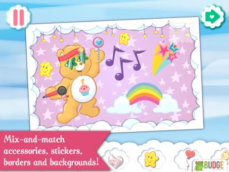Скриншот Заботливые мишки - создавайте!