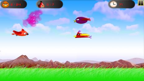 Скриншот Angry Birds Lover (Happy birds)
