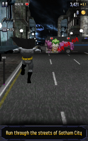 Batman & The Flash: Hero Run | Android