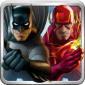 Batman & The Flash: Hero Run - icon