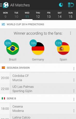 Скриншот Forza футбол