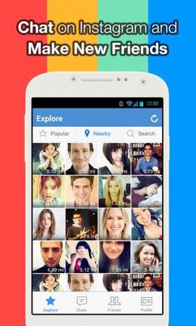 InstaMessage - Instagram Chat | Android