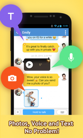 Twoo is the fastest growing place to chat, search, share photos and play fun.