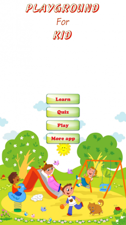 Playground For Kid | Android