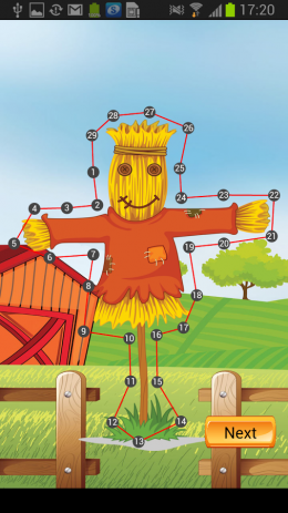 Соедини Точки. Игра для детей | Android