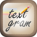 «Textgram — Instagram Text» на Андроид