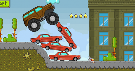 Monster Truck Гонка | Android