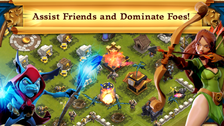 Arcane Battlegrounds | Android