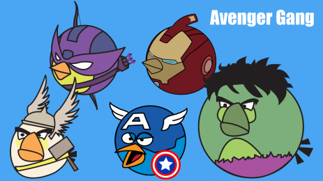 Avenger Gang Superheros Game | Android