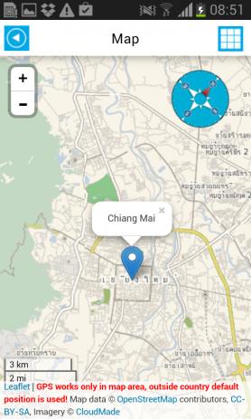 Таиланд Map & Руководства | Android