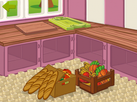 Скриншот LEGO® DUPLO® Food
