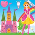 Принцессы — игра для маленьких девочек на андроид скачать бесплатно