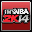 MyNBA2K14 баскетбол мирового уровня - icon