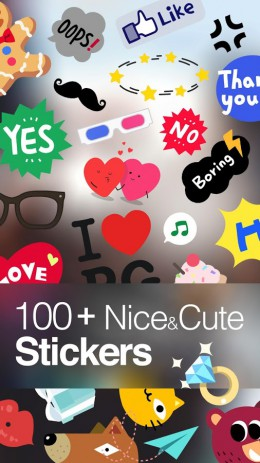 Photo Grid Stickers