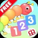 «Счет для детей 123 бесплатная» на Андроид