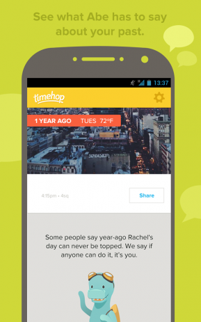 Timehop | Android