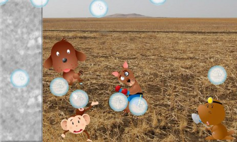 Скриншот Зоопарк пазлы для малышей !