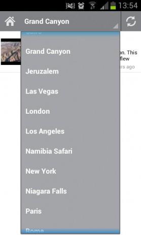Туристические туры | Android