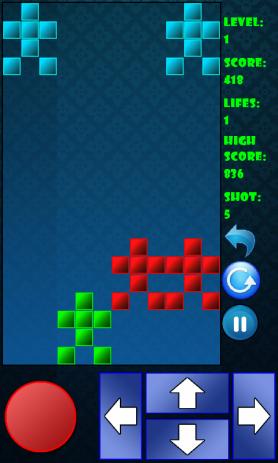 Скриншот Brick Games