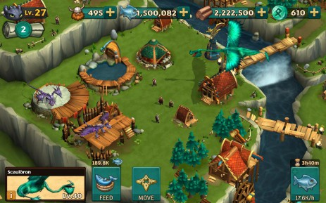 Dragons: Rise of Berk | Android