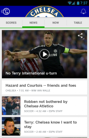 ESPN FC Football | Android