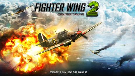 FighterWing 2 Flight Simulator - thumbnail