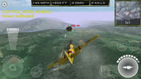 FighterWing 2 Flight Simulator | Android