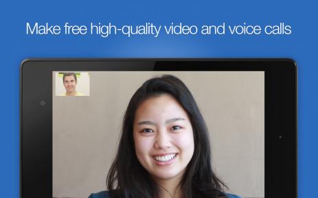 Скриншот imo Видеозвонки и чат
