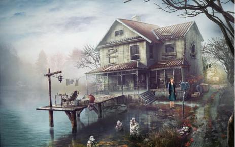 Дом у озера Free | Android