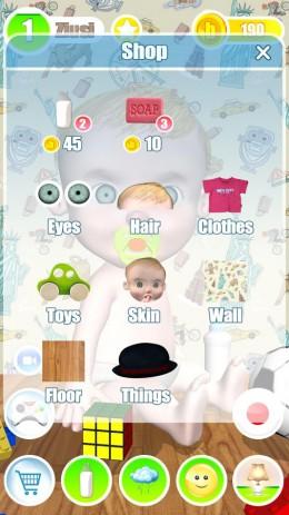 Ребенок 2 - виртуальный малыш | Android