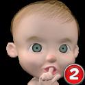 «Ребенок 2 — виртуальный малыш» на Андроид