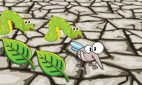 Насекомые. Игра для детей | Android