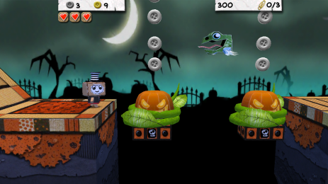 Paper Monsters 3d platformer | Android
