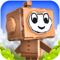Paper Monsters 3d platformer - icon