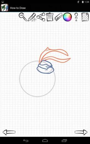 Рисуем Ниндзя Черепашки | Android