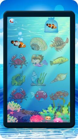 Детская игра Рыбалка | Android