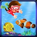 «Детская игра Рыбалка — » на Андроид