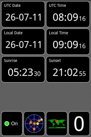Скриншот GPS Test 4