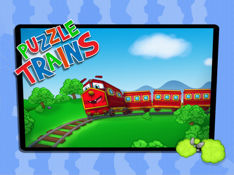 Puzzle Trains - thumbnail