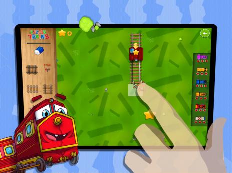 Скриншот Puzzle Trains
