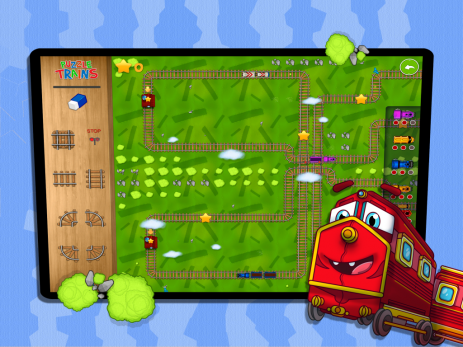 Puzzle Trains | Android
