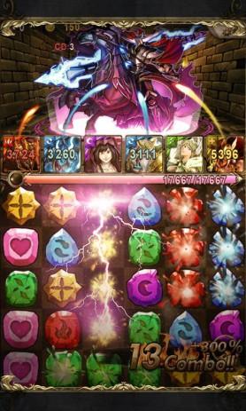 Скриншот Tower of Saviors