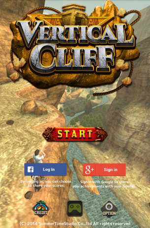 Vertical Cliff | Android
