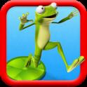 Логические задачи лягушка - icon