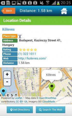 Будапешт. гид гостиницы погода   Android