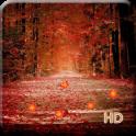 «Galaxy S5 Autumn LWP — Живые обои Осень» на Андроид