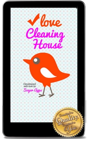 Скриншот Love Cleaning House