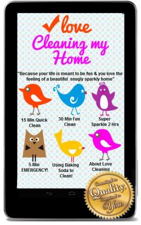 Love Cleaning House | Android