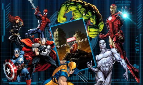 MARVEL War of Heroes | Android