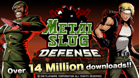 METAL SLUG DEFENSE - thumbnail